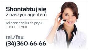 Biuro Nieruchomości Częstochowa - Kontakt 343606666